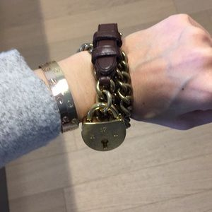 Chain link Ralph Lauren bracelet